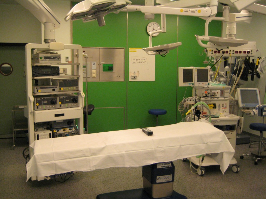 "current ""operating room of the future"""